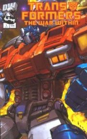 Transformers The War Within Comics